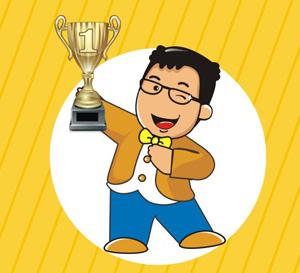 成就最牛小学生 卓越杯1-5年级报名中图片